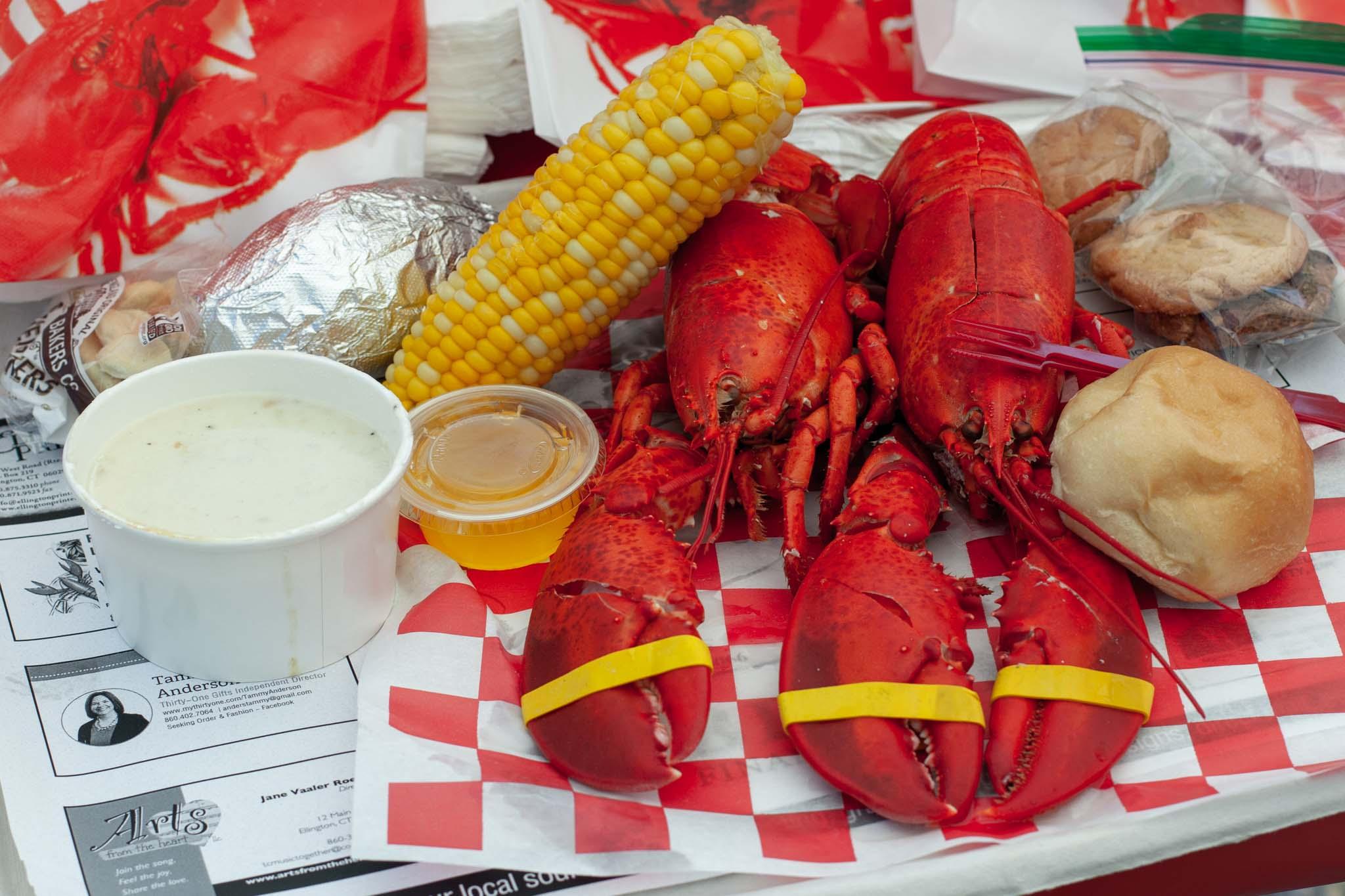 Lobster Meal